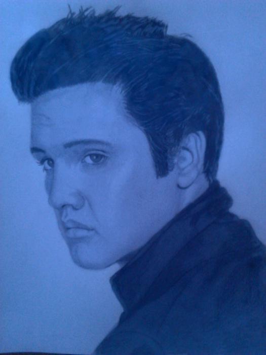 Elvis Presley by AntonioLiviu
